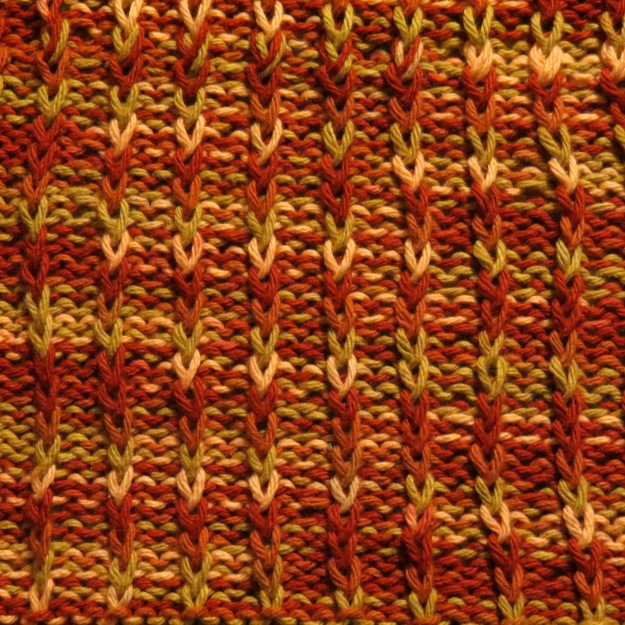 Stitch Pattern Dishcloth