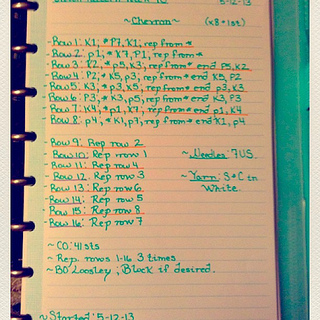 My notebook on how to discern crazy.