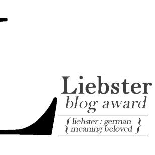 The Liebster Award.