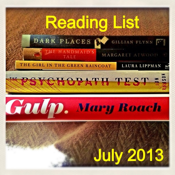 July Read-A-Thon Book Candidates!