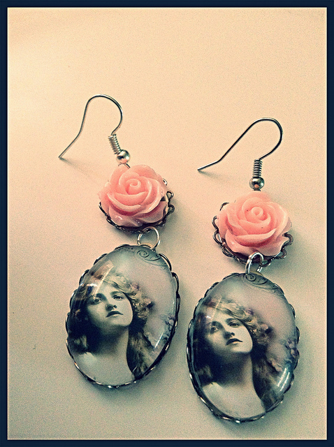 My New Earrings!