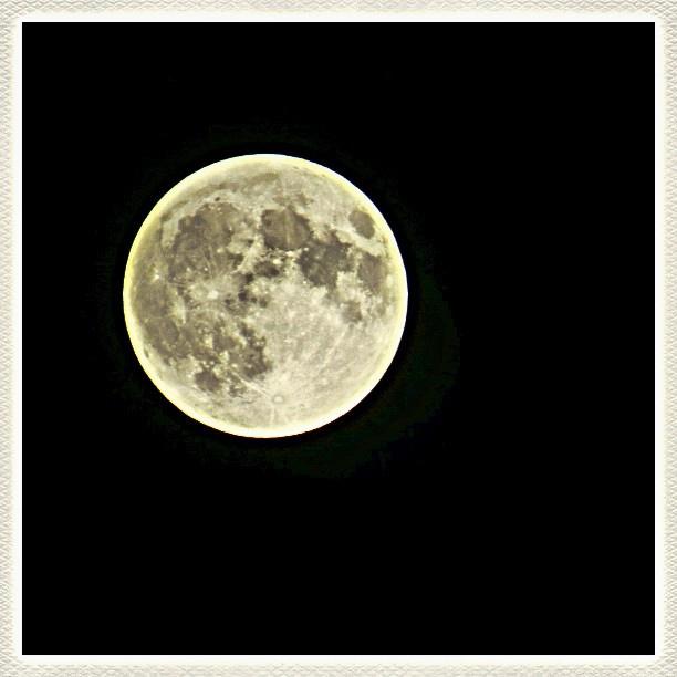 Full Moon at 4am