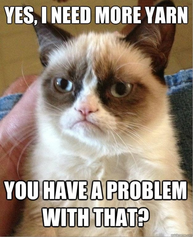 Say It Loud and Proud Grumpy Cat!!