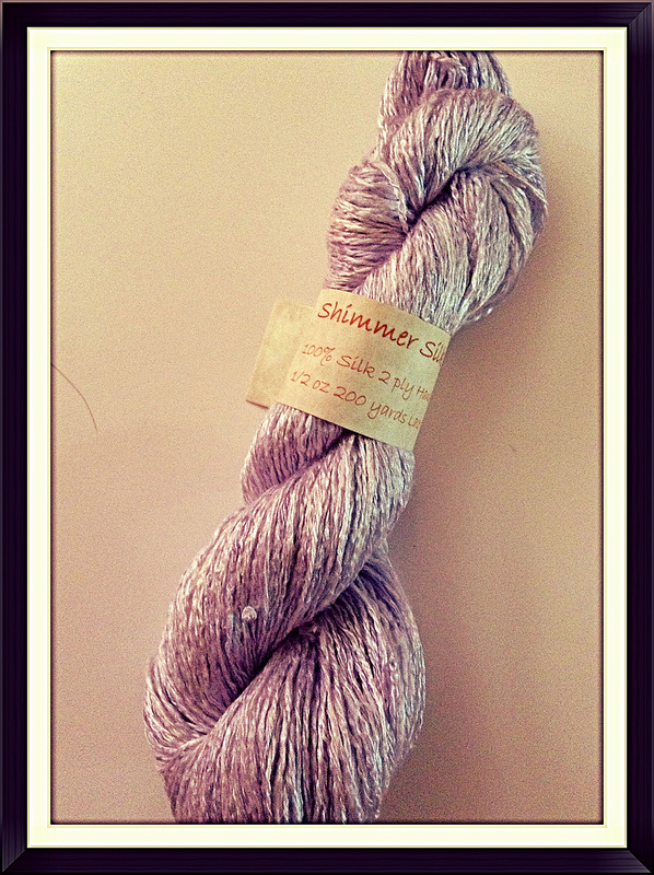 Summer Silk Lace Yarn.