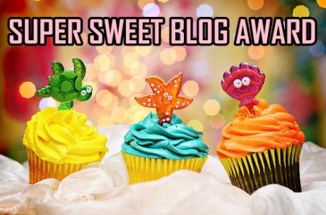 The Super Sweet Blog Award.