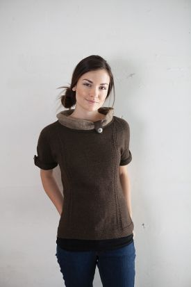 Jayashri Pullover from Knit Picks