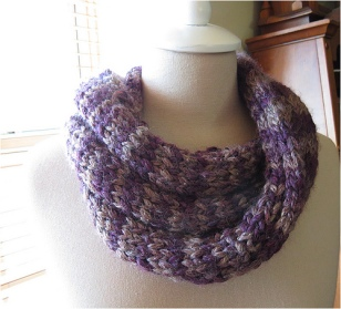 Looped Cowl.