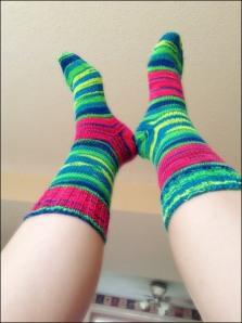 I LOOOVE these socks!