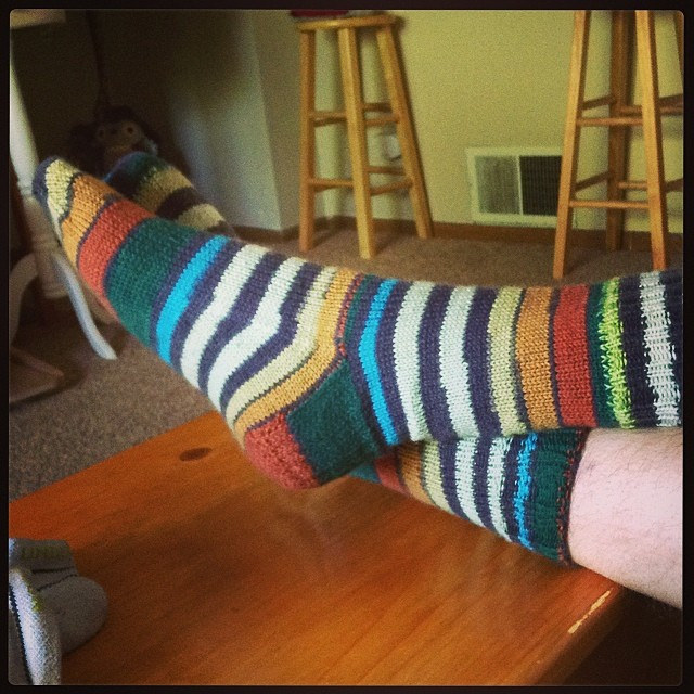 Prince Charming Needs Socks!